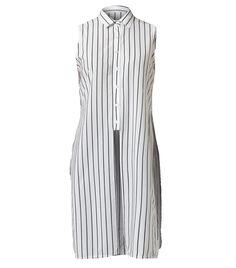 8fc9a7873f79 ΓΥΝΑΙΚΕΙΑ ΤΟΥΝΙΚ White 22 WF1790 - Afroditi Online Shop. Despina SaGe ·  Shirt-Dress (  Τουνίκ Πουκάμισο) · Ριγέ τουνίκ