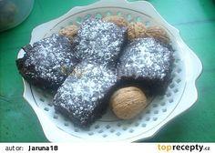 Cuketová buchta s ořechy recept - TopRecepty.cz 20 Min, Food And Drink, Pudding, Fruit, The Fruit, Puddings, Avocado Pudding
