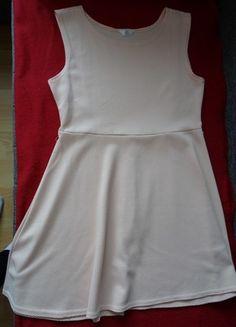 Kup mój przedmiot na #vintedpl http://www.vinted.pl/damska-odziez/krotkie-sukienki/9496155-lososiowa-sukienka