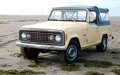 1973 Commando, Jeepster