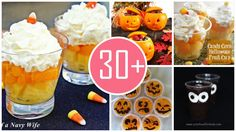 The best of the best: delicious Halloween fruit cups for 2014