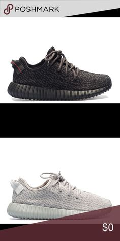 Yeezy Boost 350 Pirate Black & Oxford Tan Will only be 300 on site. Only Includes One pair of shoes. Yeezy Shoes Sneakers