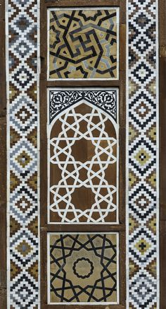 Akbar's Tomb – Sikandra – Kevin Standage Art Patterns, Pattern Art, Islamic Art Pattern, Entrance Gates, Dim Lighting, Moorish, Sufi, Damascus, Design
