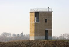 Gallery of Observation Tower Negenoord / De Gouden Liniaal Architecten - 8