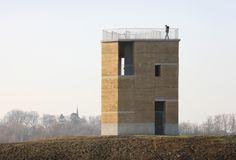 Gallery of Observation Tower Negenoord / De Gouden Liniaal Architecten - 8