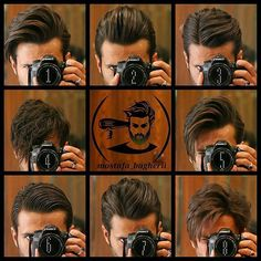 @mostafa_bagherii - What's your favourite hairstyle?! Comment below