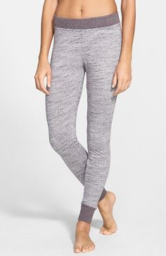 Free shipping and returns on UGG® Australia 'Averell' Slub Knit Leggings at Nordstrom.com. Lean, stretchy lounge pants, as inviting and comfy as your favorite UGG® boots, are knit with color-flecked yarns that give the fabric pretty depth and a soft, heathered finish.