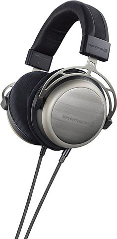 beyerdynamic Generation Audiophile Stereo Headphones with Dynamic Semi-Open Design (Silver): Electronics Wireless Headphones Review, Wireless Headphones For Running, Audiophile Headphones, Waterproof Headphones, Stereo Headphones, Over Ear Headphones, Car Audio Battery, Best Noise Cancelling Earbuds, Iphone 7