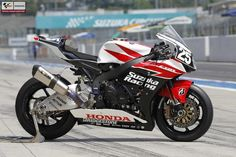 Honda Suzuka Racing Team CBR 1000 RR