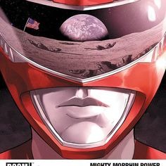 Let's go back to 1969 on Mighty Morphin Power Rangers #20! Stay tuned for more! @boom_studios #mightymorphinpowerrangers #powerrangers #1969 main cover from the great @pryce14