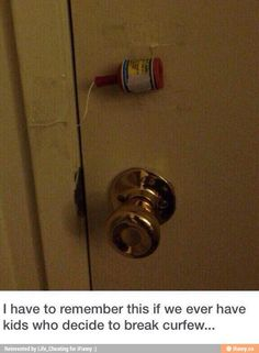 Popper prank