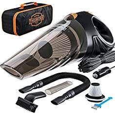 Best 12V Car Vacuum Cleaner For