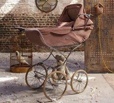 Landau vintage Les Petits Bohèmes