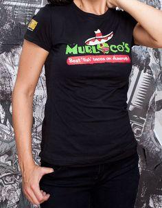 World of Warcraft Murlocos Tacos Womens Tee