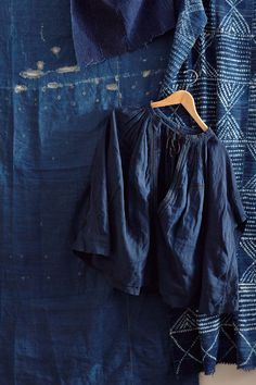 Paying homage to the 2020 Color of the Year - Classic Blue (Photo from the Ilene Danchig archives)