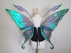 — sweetpeapuppy: whimsy-cat: Fairy wings by...