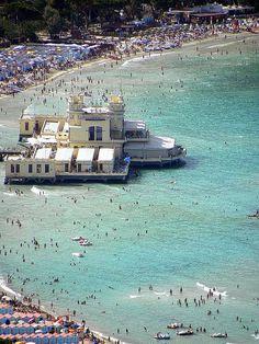 Mondello, Sicily, Palermo