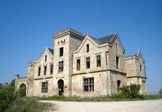 Zichy kastély Somlószőlős, Hungary
