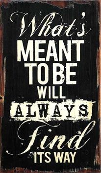 What's Meant To Be