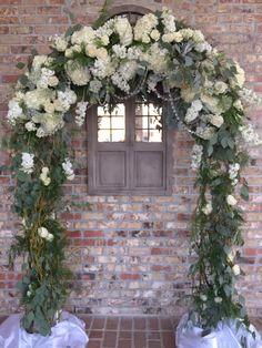 Gatsby inspired arch