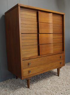 Broyhill saga chest bedroom furniture pinterest best mid century modern and mid century ideas for Danish modern bedroom furniture