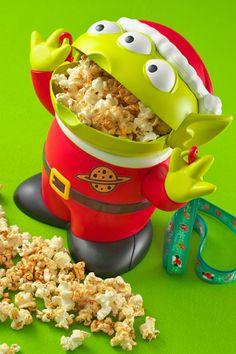 Tokyo Disneyland and Disney Sea's Popcorn Bucket Souvenirs! + Extras