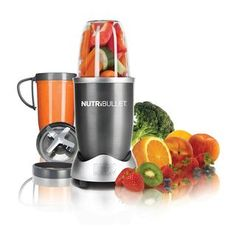 NutriBullet: Feel the tremendous effects that real, unprocessed, nutrition-extracted whole food can have on your health. Our patented nutrition extractors help break down fruits, vegetables, nuts, and seeds, releasing the essential vitamins and minerals contained within. Transform your health with one Blast a day!
