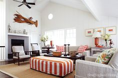 Seaside Style: A Lobster House