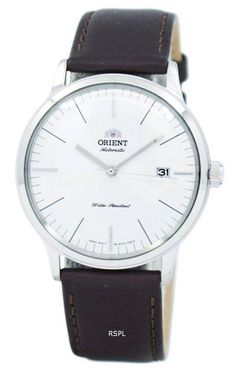 Orient Generation Bambino Version 3 Classic Automatic Men's Watch Cw Watches, Casual Watches, Watches For Men, Simple Watches, Crown And Buckle, Orient Watch, Authentic Watches, Beautiful Watches, Watch Sale
