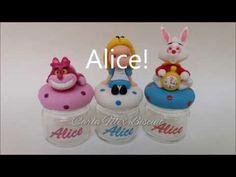Alice no País das Maravilhas e Turma-moldes - YouTube