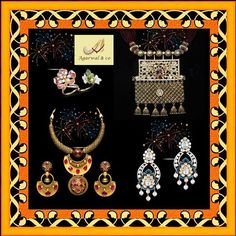 The #Article of #Jewelry around which #Centers #Tradition, #Antiquity, #Utility and #Symbolic #Meaning of the #Greatest #Reverential #Character. Visit Our Store- Agarwal & Company 1307, Kedia Bhawan, Right Side Chowk, Gopal Ji Ka Rasta, Johri Bazar, Jaipur. Call- +919829261000
