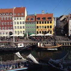 #copenhagen #københavn #nyhavn