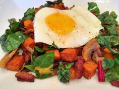 This all-star easy-to-follow Sweet Potato Hash is amazing, so fresh, bright and full of flavor!