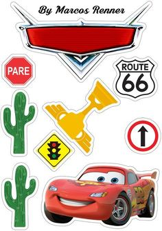 Cars de disney manualidades Ideas Source by Mc Queen Cars, Disney Cars Party, Disney Cars Cake, Car Themed Parties, Cars Birthday Parties, Diy Halloween Decorations, Halloween Diy, Lightning Mcqueen Costume, Planner Stickers
