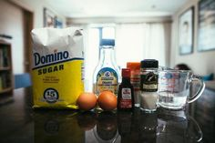 Make Your Own Marshmallow Fluff   Fluff ingredients