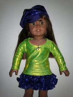 American girl doll or 18 inch doll Get your by mygirldollclothes, $34.99
