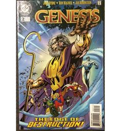 Selling - Genesis 2 - 1997 - #DCComics Posting Worldwide! Follow the link to my site for more info - #Superman #Batman #Supergirl #Flash #GreenLantern #Justiceleague