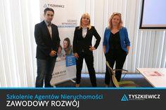 Wspaniałe spotkanie z Iza Miks Kożuchowska to kolejny krok w rozwoju zawodowym naszych Agentów. Doskonalenie zasad efektywnej sprzedaży nieruchomości przyniesie w następstwie jeszcze więcej korzyści obsługiwanym przez nasze biuro klientom. Dziękujemy za czas wypełniony konkretną dawką praktycznej wiedzy! :-) Zaufaj profesjonalistom! www.tyszkiewicz.pl #Tyszkiewicz #Nieruchomosci #DobryAgent #Rozwoj #Szkolenie