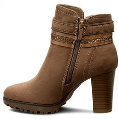Botine JENNY FAIRY - WS1115-20 Maro Fairy, Booty, Ankle, Shoes, Fashion, Moda, Swag, Zapatos, Wall Plug