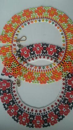 Beaded Earrings, Beaded Jewelry, Diy Jewelry, Crochet Earrings, Beaded Bracelets, Bead Crochet Rope, Christmas Toys, Handmade Beads, Seed Beads