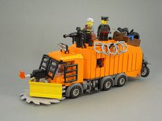 LEGO Zombie Vehicles | More Post-apocalyptic Lego Zombies! « Jake of the Web