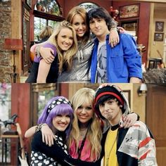 Hannah Montana Miley Lilly Oliver