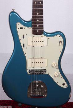 1964 Fender Jazzmaster Lake Placid Blue Custom Color