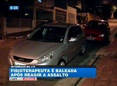 Galdino Saquarema Noticia: Fisioterapeuta é baleada em tentativa de assalto SP...