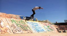 "FLIP Skateboards ""The Weight Of The World"" Short Video"