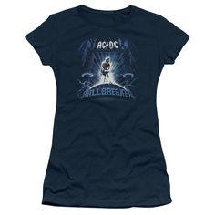 """Checkout our #LicensedGear products FREE SHIPPING + 10% OFF Coupon Code """"Official"""" Acdc / Ballbreaker-hbo Short Sleeve Junior Sheer - Acdc / Ballbreaker-hbo Short Sleeve Junior Sheer - Price: $34.99. Buy now at https://officiallylicensedgear.com/acdc-ballbreaker-hbo-short-sleeve-junior-sheer"""