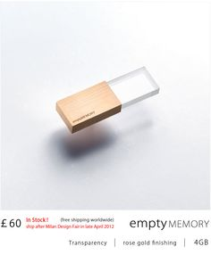 How cool of a flash memory!