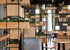 Home Café by Penda, Beijing – China