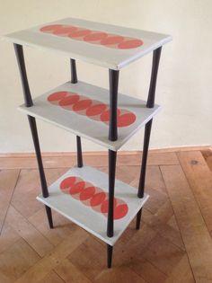 Elegant handpainted vintage occasional table, £150 plus carriage