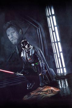Darth and the death of Obi-Wan